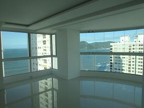 01 Apartamento por andar. Linda vista do mar! - Pronto para morar - Centro - Balne�rio Cambori�