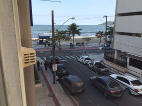 Rua reta ao mar. Com vista da praia! - Pronto para morar - Centro - Balne�rio Cambori�